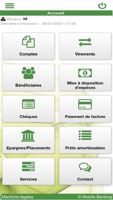 BAMIS Mobile Banking Screenshot