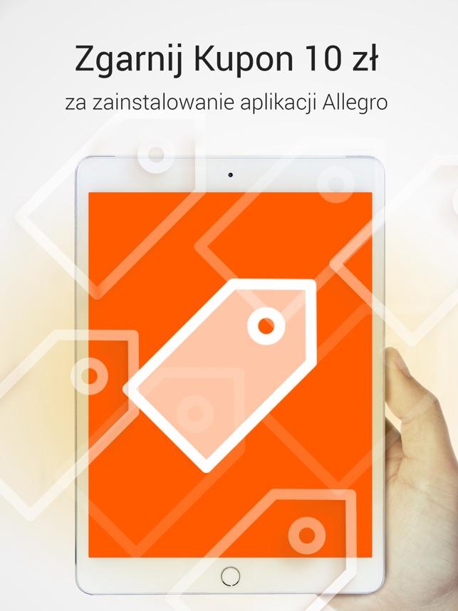 Aplikacja Allegro W App Store