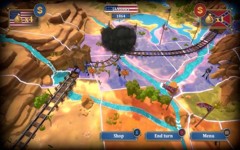 The Bluecoats North & South screenshot 4