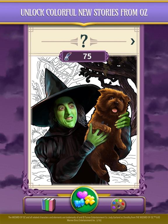 The Wizard of Oz Magic Match 3のおすすめ画像2