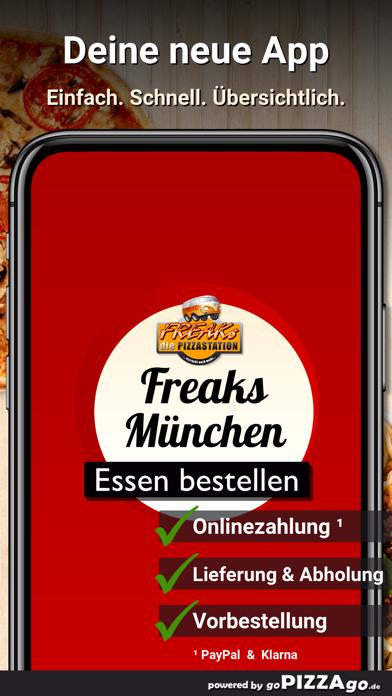 Freaks Pizza München screenshot 1
