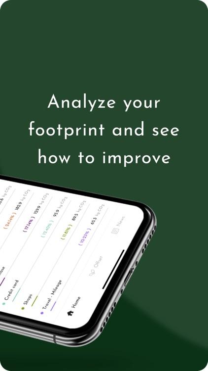 Carbon Footprint & Offsetting screenshot-7