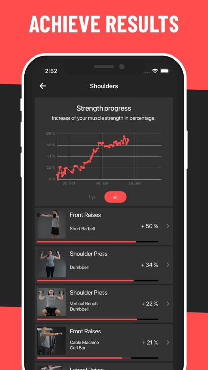 BestFit Go: Gym Workout Plan screenshot-4