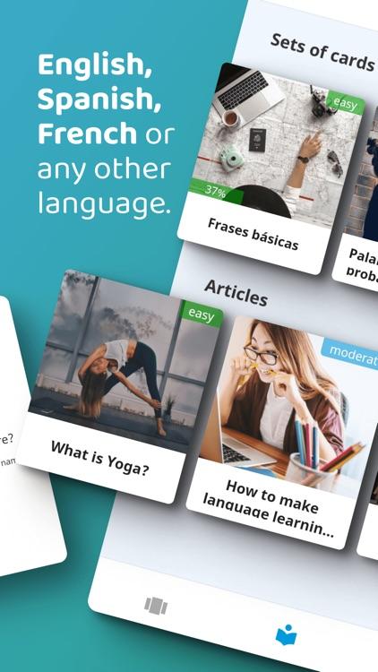 DuoCards – Language Flashcards