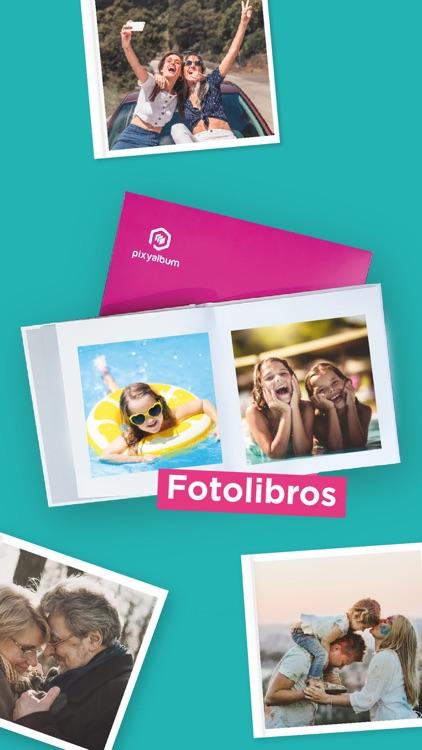 Pixyalbum - Fotolibros screenshot-6