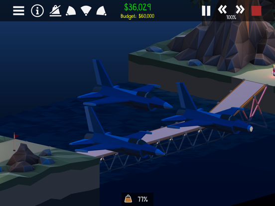 Poly Bridge 2 screenshot 12