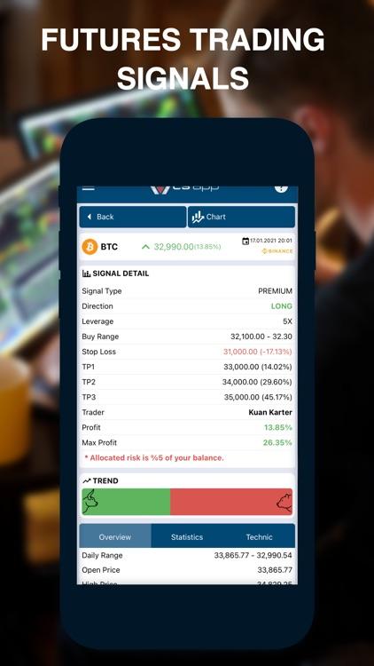 CryptoSignalAPP screenshot-3