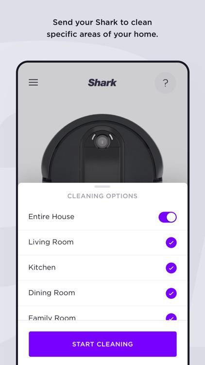 SharkClean screenshot-4