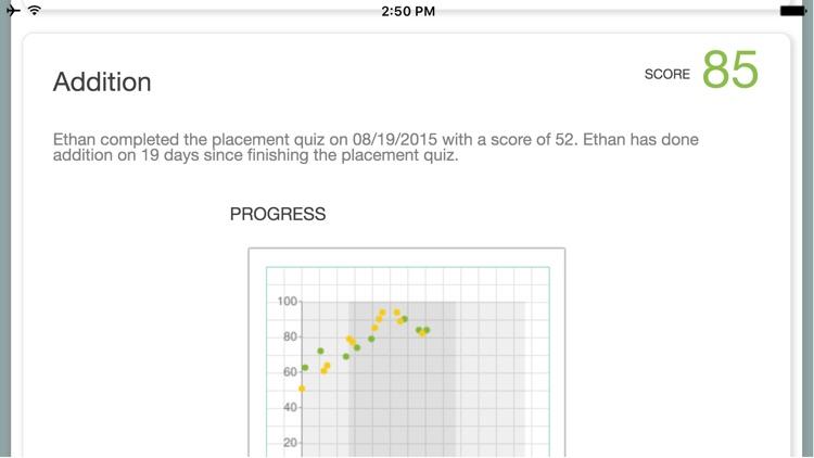 XtraMath screenshot-5