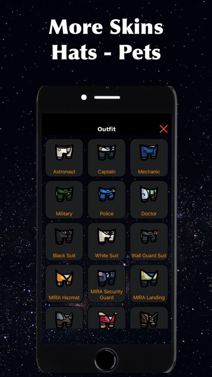 Skins & Nickname for Among Us screenshot-4