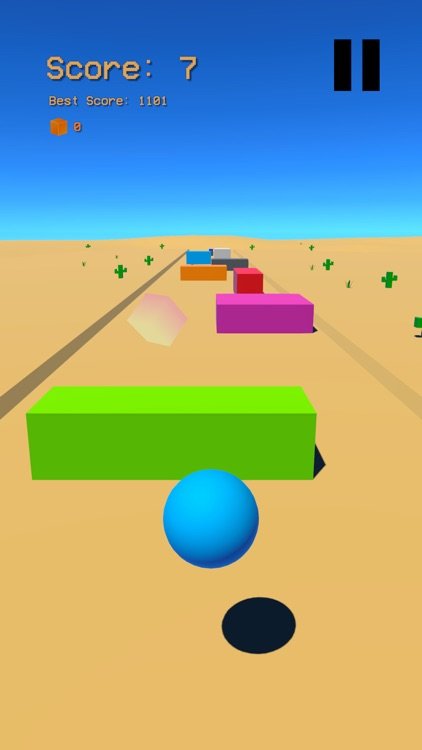 Cube Crash screenshot-4
