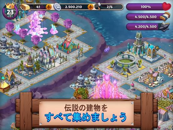 Fantasy Island: Sim Adventureのおすすめ画像7