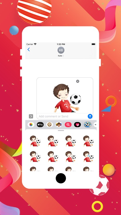 Booqe Sticker screenshot-4