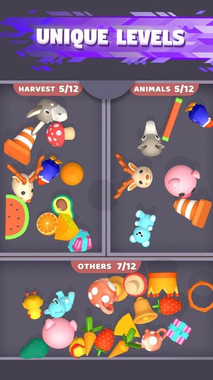 Match All 3D screenshot-3