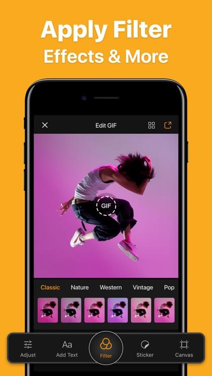 GIF Maker - Make Video to GIFs screenshot-4