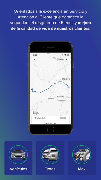 GPS Logística screenshot 2