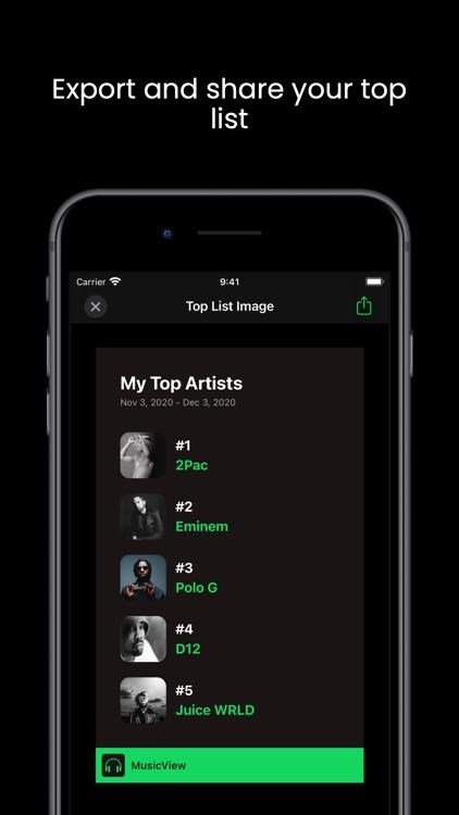 MusicView screenshot-3