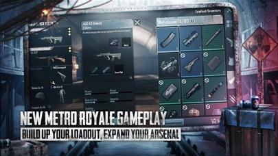 Screenshot from PUBG MOBILE - METRO ROYALE