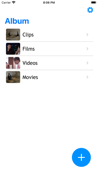 PLAYit - Private Video Player Screenshot