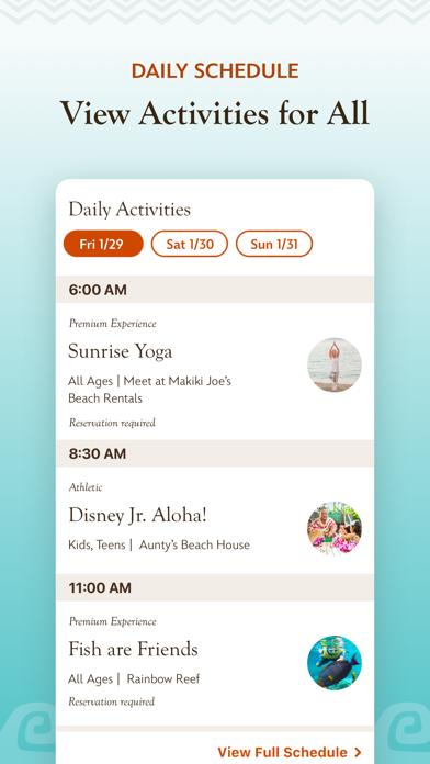 Aulani Resort screenshot 6