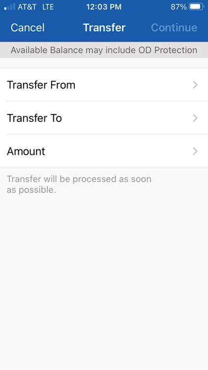 Partners Bank Mobile screenshot-3