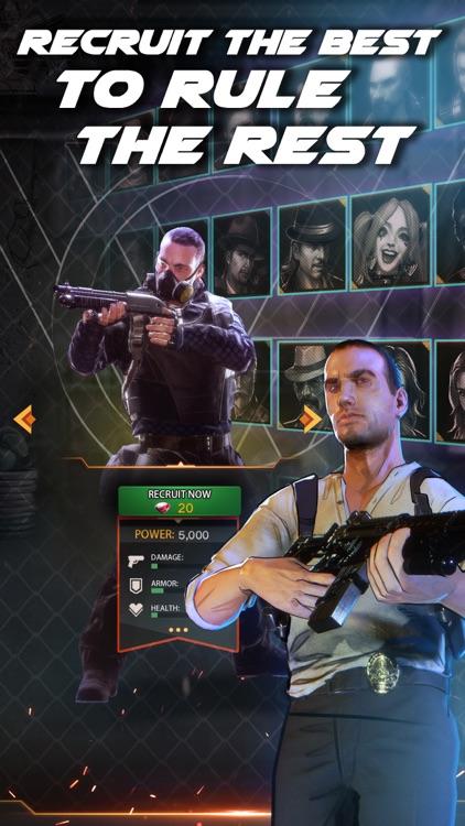 Gang Wars: Crime & Mafia screenshot-5