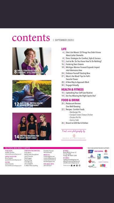 Moxie MagazineScreenshot of 2