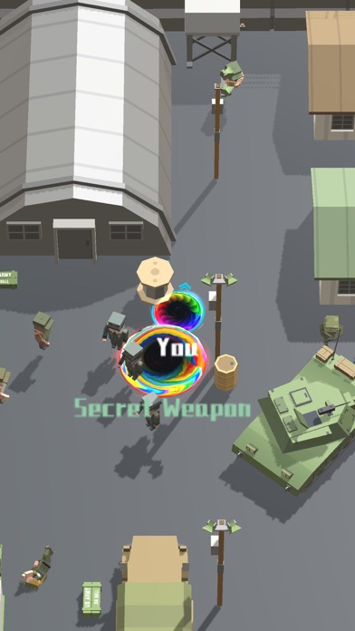 Color Hole - 3d hole gamesのおすすめ画像8