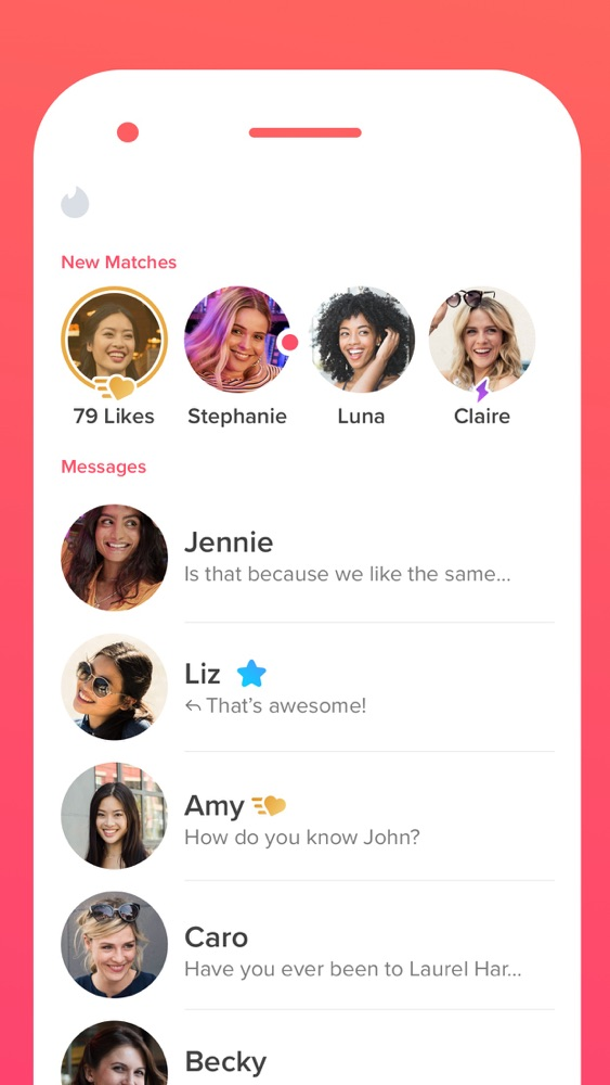 Tinder - Dating New People