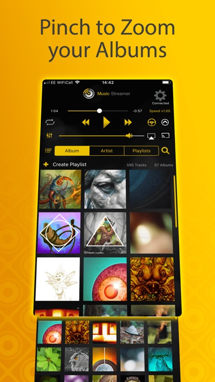 MusicStreamer Lite screenshot-4