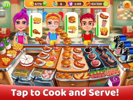 Delicious World Food Cooking screenshot 9