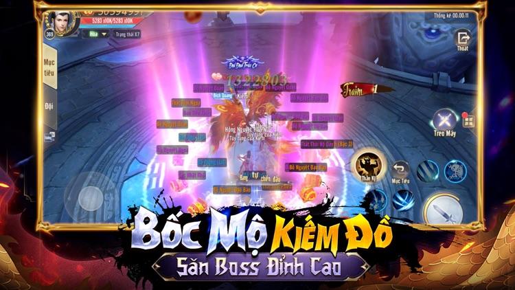 Trảm Tiên Quyết - Tru Tiên 5.0 screenshot-4