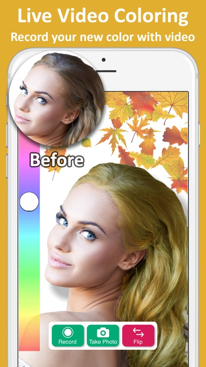 Perfect Hair Color Changer