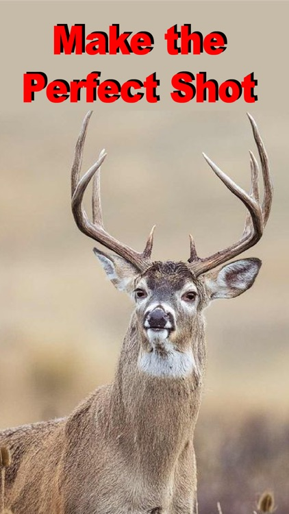 Deer Hunter Range Finder