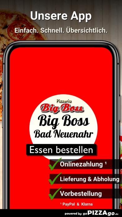 Pizzeria Big Boss Bad Neuenahr screenshot 1