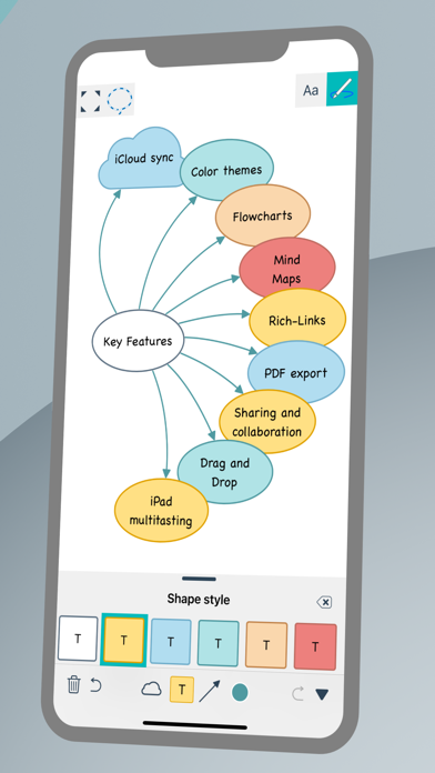 Diagrams Notepad 2 screenshot 3