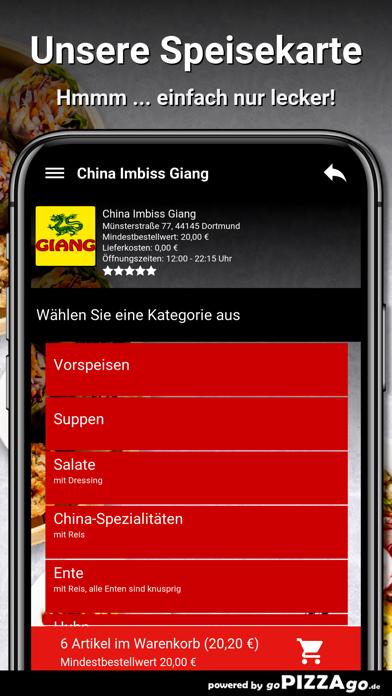 China Imbiss Giang Dortmund screenshot 4