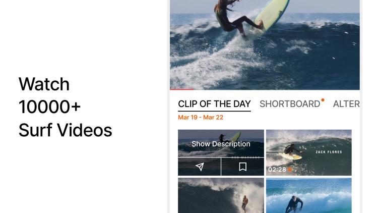 NobodySurf - Surfing Videos screenshot-0
