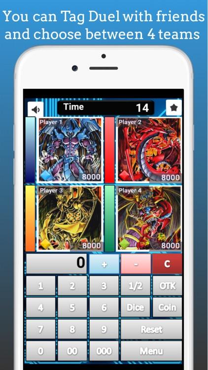 Duel Pro Life Calculator screenshot-4