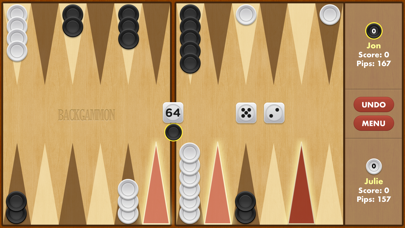 Backgammon Proのおすすめ画像1
