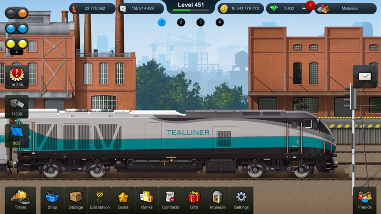 Train Station: Rail Transport screenshot-3