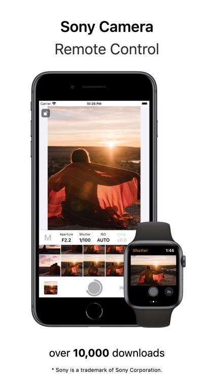 Shutter - Sony Camera Remote screenshot-0