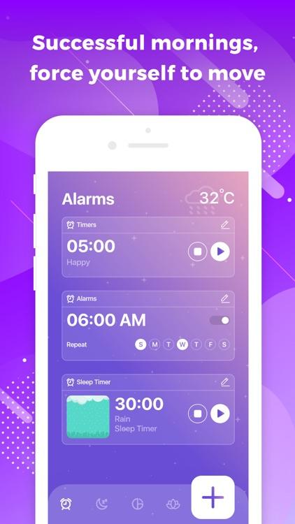 Alarm Clock : Waking Up?