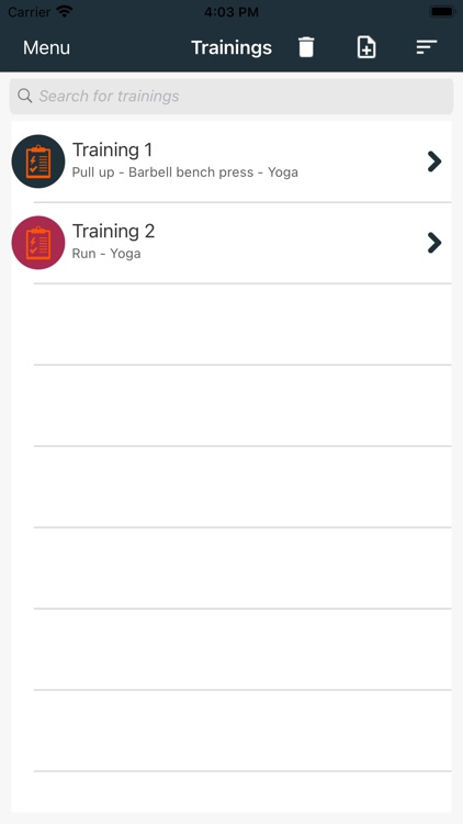 Workout Planner Pro+ screenshot-6