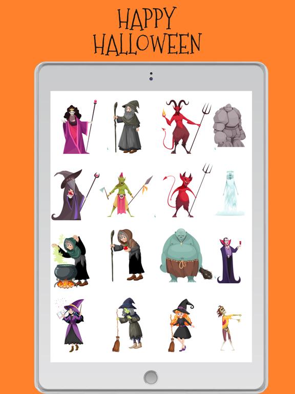 Halloween Stickers!!! screenshot 9
