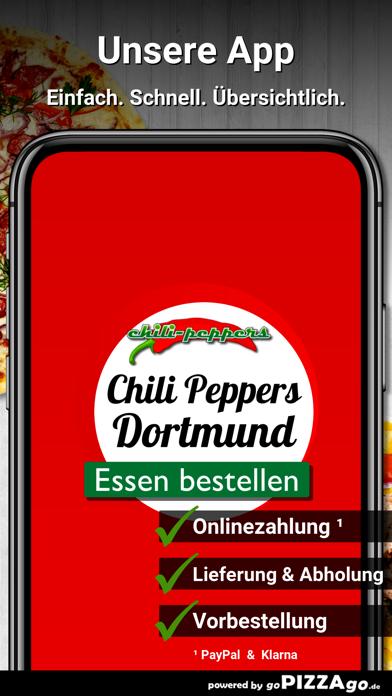 Chili Peppers Dortmund screenshot 1