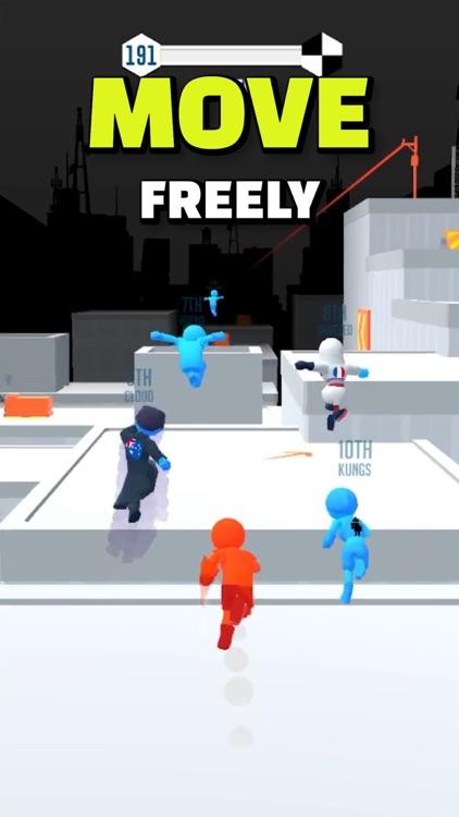 Parkour Race - Freerun Game screenshot-0