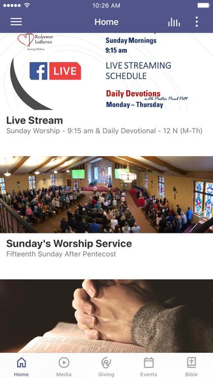 Redeemer Lutheran - Green Bay