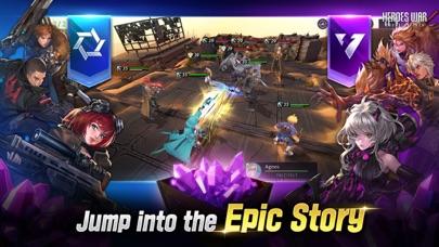 Heroes War: Counterattack screenshot 6
