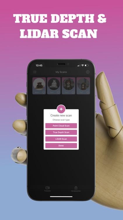 3D Scanner App screenshot-7